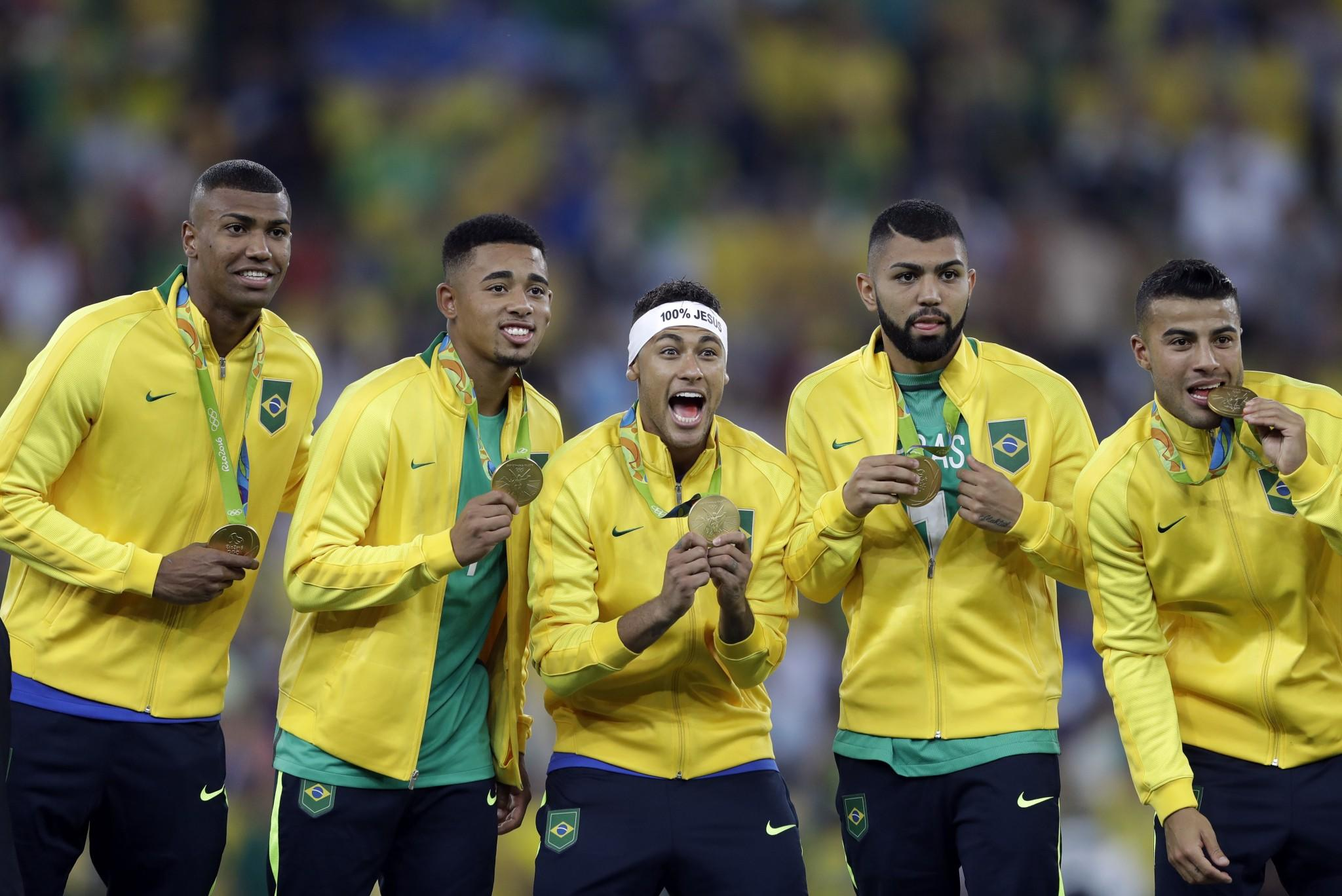 news brazil defeats germany penalties wins first olympic soccer gold