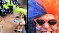 FANtastic!: Denver, Seattle Eye Football Glory
