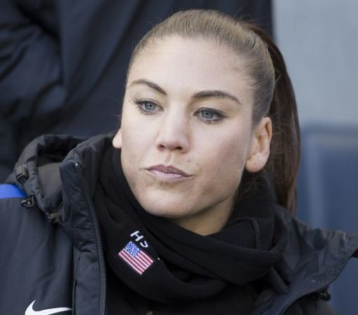 U.S. Soccer sends strong – and troubling – message with Hope Solo suspension