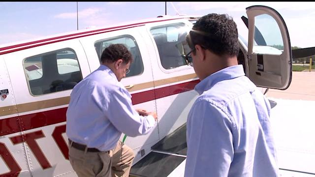 Plane of Father-Son Pilot Duo Crashes During World-Spanning Flight
