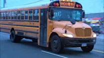 New York City school bus drivers suspend their strike