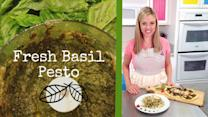 Fresh Basil Pesto Sauce recipe