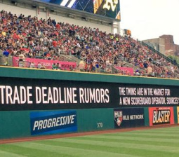 Indians mock Twins with fake scoreboard trade rumor