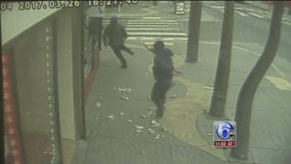 Laundromat owner shoots would-be robber, bystander in North Philadelphia