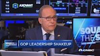 I want the leadership to be a coalition: Kudlow