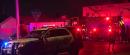 Fire sends 3 people to hospital in Las Vegas