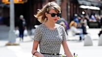 Taylor Swift Takes NYC Street Style To The Next Level