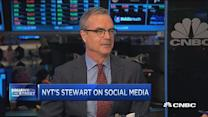 NYT's Stewart on media: Time is coin of the realm