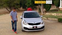 Undercover Boss - Not Fired And A New Car