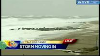 MEMA's Peter Judge briefs Bay State residents on storm