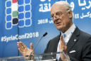 UN Syria envoy floats idea of evacuating Idlib civilians