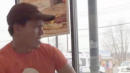 Dunkin' Donuts Worker Dances With Customer Who Has Autism