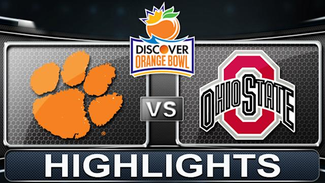 Clemson vs Ohio State | Orange Bowl | ACC Football Highlights