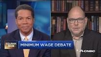Doing the math on minimum wage