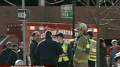 Guests Evacuated From Portsmouth Hotel