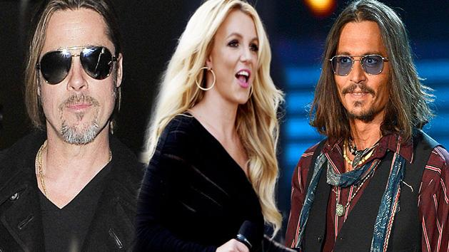 Brad Pitt, Johnny Depp And Britney Spears Trashed Out From Forbes List