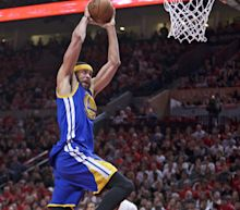 Nobody's fool: How JaVale McGee became essential to the NBA's best team