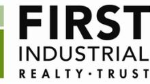 First Industrial Realty Trust Reports First Quarter 2017 Results