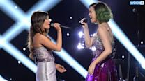 Kacey Musgraves Celebrates Her Birthday With Pal Katy Perry By Going Old School