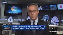 Final Senate Keystone vote expected this afternoon