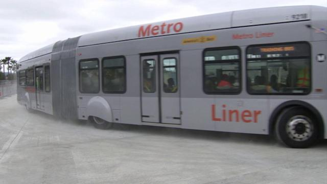 Metro cracking down on people taking free rides on Orange Line