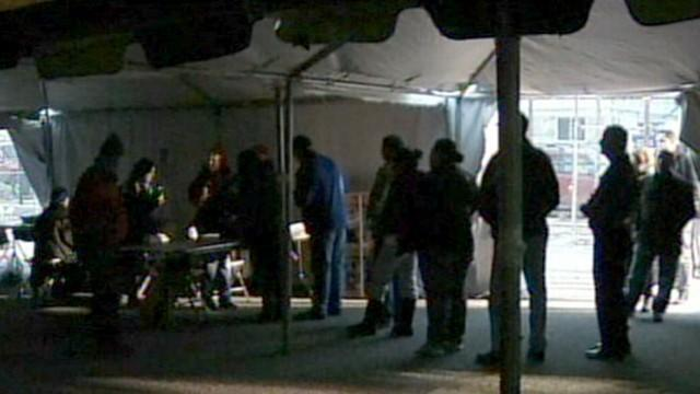 Superstorm Sandy Victims Vote in 2012 Presidential Election