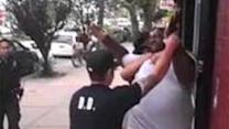NYPD Cop's Apparent Chokehold Triggers Nationwide Outrage