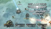 """Walker"" Exosuit Gameplay - Helldivers"