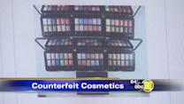 Valley woman admits selling counterfeit cosmetics