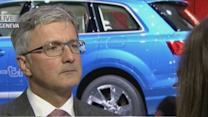 Audi CEO: We're strong in China, Europe