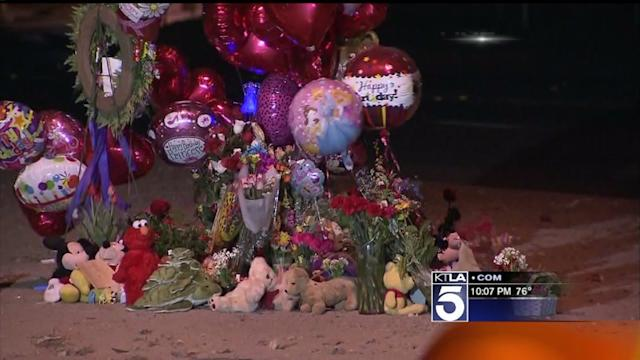 Vigil Held for Family of 5 Killed En Route to Disneyland For Mother`s Day