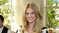 Kate Upton Poses In A Bed Sheet For New Sam Edelman Ad Campaign