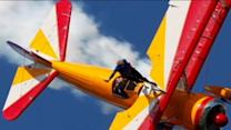 Wing Walker and Pilot Killed in Air Show Disaster