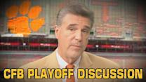 Clemson AD Talks College Football Playoff Committee