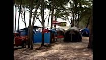 Campers now charged to pitch their tents