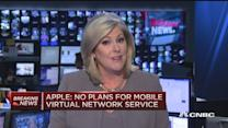 Apple denies discussing mobile virtual network