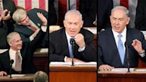 Bibi Times Three: Netanyahu's Congressional Speeches