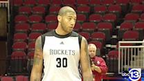 Rockets' White says he's readying for D-League