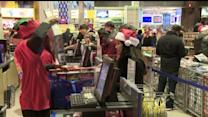 Retailers Plan on Fewer Seasonal Workers