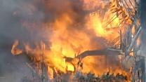More Wildfires Scorch Western United States