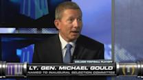 Lt. Gen. Michael Gould Named To College Football Playoff Selection Committee
