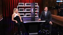 Jimmy Fallon Challenges Kate Hudson To The Ultimate Lying Competition