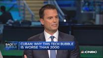 Cuban: There is another bubble in tech