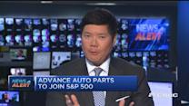 Advance Auto Parts to join S&P 500