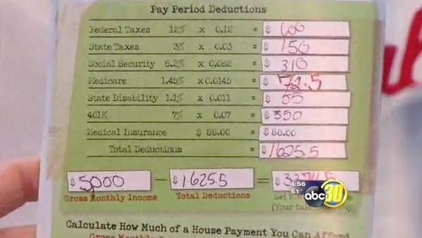 Fresno students get lesson in money management