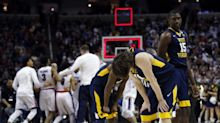 There's a reason West Virginia's final possession against Gonzaga was such a disaster