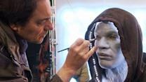 The Amazing Spider-Man 2: Behind-The-Scenes of Electro's Make-Up