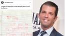 Donald Trump Jr. Posts Meme Mocking Woman Accusing Brett Kavanaugh Of Sexual Assault