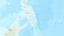 Strong earthquake rattles southeastern coast of Philippines