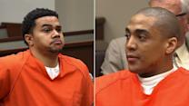 Ex-Marines sentencing: 1 gets life in prison, 1 gets death